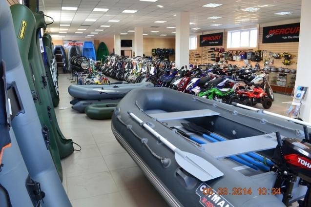 интернет магазин лодок в тюмени