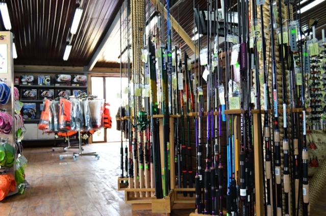 рыболовные магазины народного ополчения