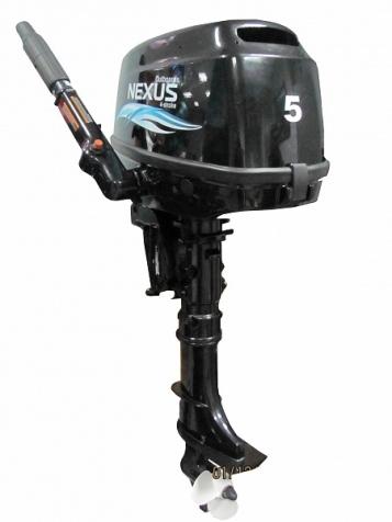 nexus лодочной