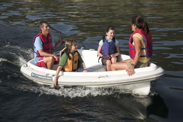 семейная лодка фото