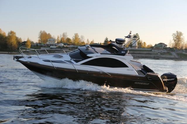 лодка гризли официальный сайт цены